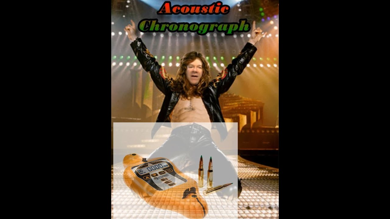 Acoustic Chronograph - The Super Chrono