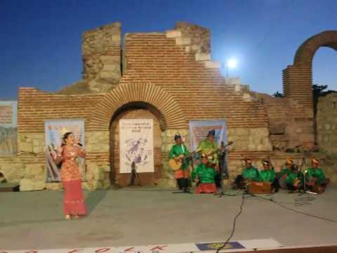 Bulgaria Folklore Festival : Malaysia (Sekolah Seni Johor Bahru)