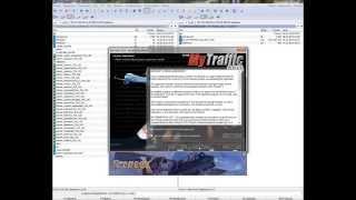 Установка дополнений для FSX MY TRAFFIC 2013 - V1100