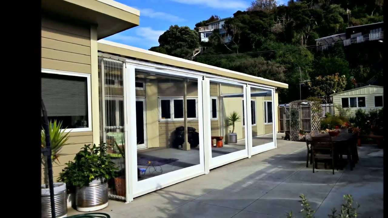 Archgola new zealand awnings outdoor living areas youtube for Outdoor spaces nz