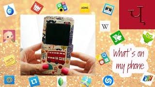 Что в моем телефоне? Полезные приложения для всех!! | TAG: What's on my phone?  | Mane beauty blog