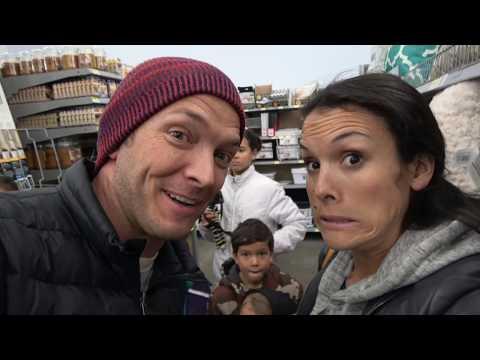 Family Sardines in Walmart CAUGHT! Hide and Seek