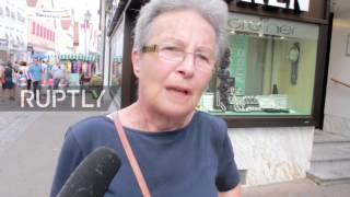 Germany: Locals shocked at sexual assaults and violence at Schorndorf town folk festival