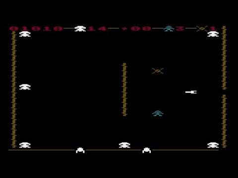 Cross Shoot para computadoras Atari