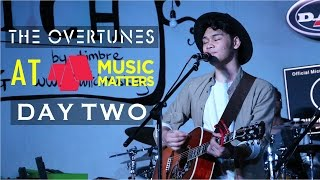 TheOvertunes at Music Matters 2016 [Day 2]