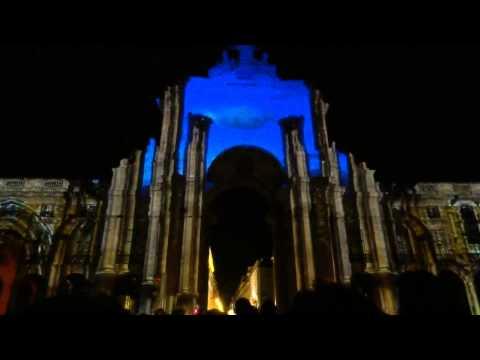 Arco de Luz - Front View