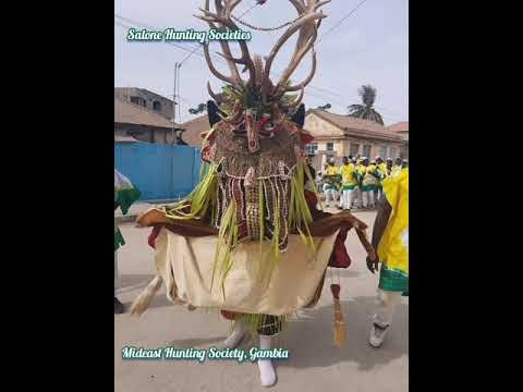 Mideast Hunting Society, Banjul The Gambia Full Song From Mideast Hunting Sierra Leone ##thegambia