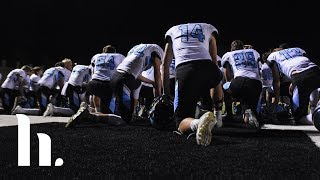 Game Replay: Lancer Football slips to (2-6) in loss to Olathe West (5-3)