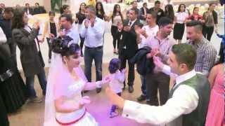 Veysi & Gulê - 07.10.2012 - Kurdische Hochzeit - in Bremen part 5 Music: Koma Melek & Evin Video®