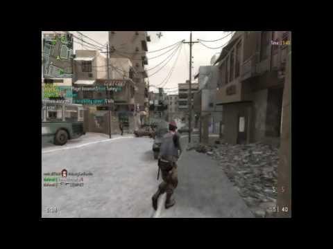 Cod 4 Sniper