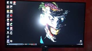 review gaming and videos quality monitor lg 22mp68vq