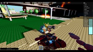 MOST VIOLENT GAME ON ROBLOX