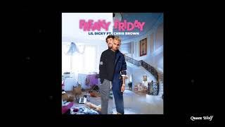 Lil Dicky - Freaky Friday ft Chris Brown (Audio) - Stafaband