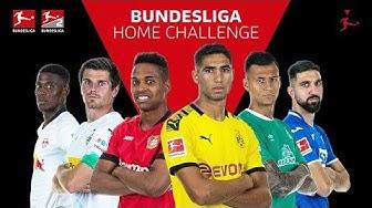 LIVE 🔴 Bundesliga Home Challenge -  EA SPORTS FIFA 20 mit Hakimi, Hofmann, Selke & Co.