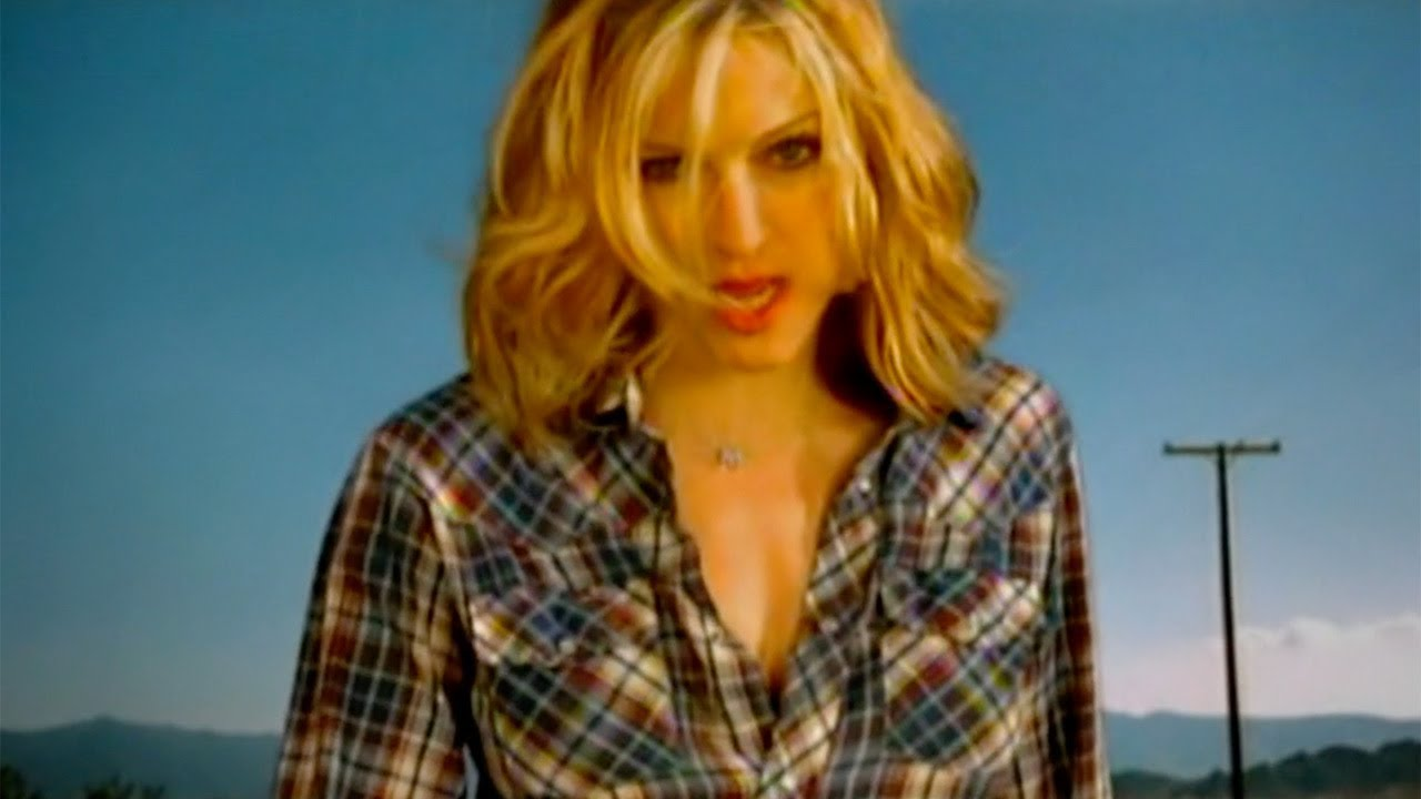Madonna - Don't Tell Me (Thunderpuss Remix) (Official Video)