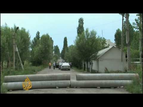 Ethnic violence grips Kyrgyzstan