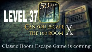 Can You Escape The 100 room X level 37 Walkthrough