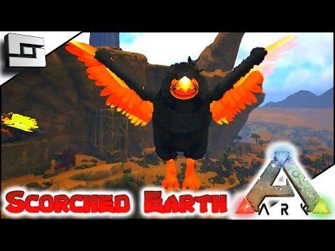 MODDED ARK: Scorched Earth - SL1PG8R TRIBUTE ARGY! E7 ( Ark Survival Evolved Gameplay )