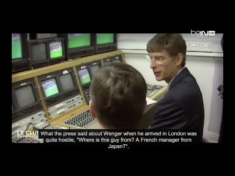 Arsene Wenger Career Interview (Full)