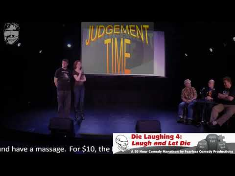 Die Laughing 2017 4 1 0600pm Powerpoint Karaoke