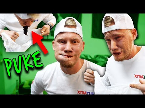 Packing the FASTEST Full Can of Dip CHALLENGE!!