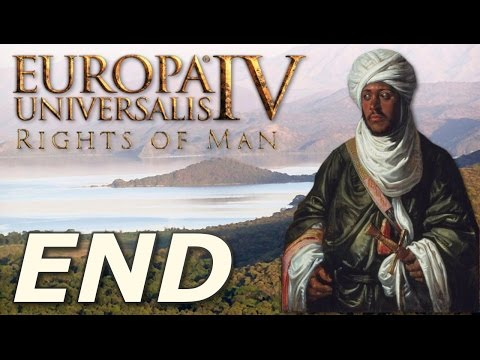 Europa Universalis IV: The Rights of Man | Ethiopia - END