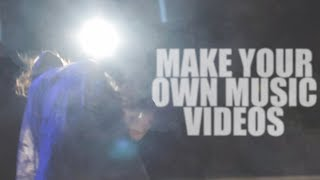 EQUIPMENT | Make You Own Music Videos