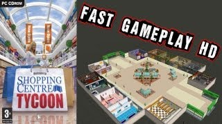 Shopping Centre Tycoon GAMEPLAY HD