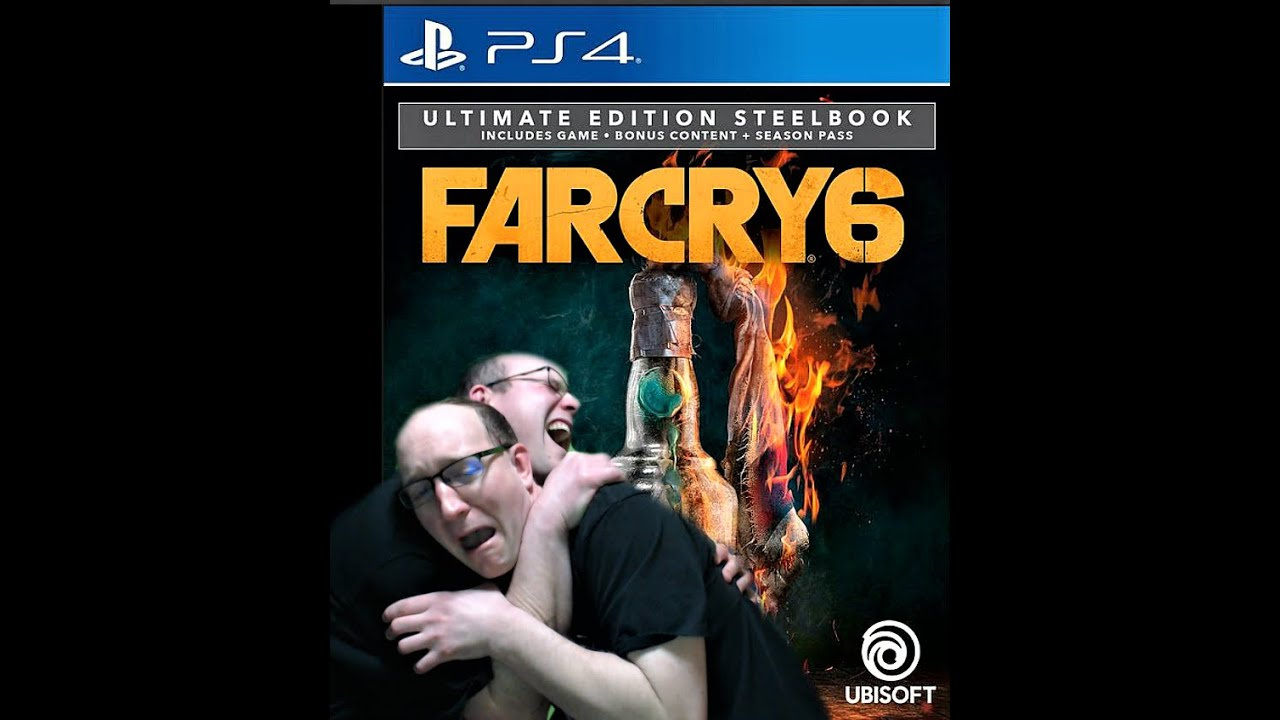 Another Ripoff Far Cry 6 Ultimate Edition Steelbook Breakdown And Review Youtube