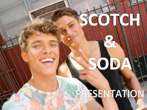 SCOTCH AND SODA PRESENTATION - JORDY BAAN