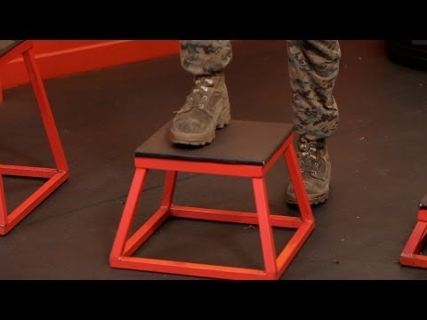 How To Do A Perfect Step-Up | Warrior Fitness