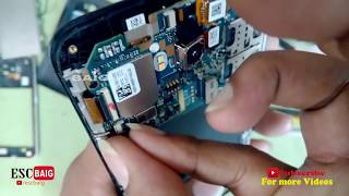 Asus ZenFone Max (Z010D)-Disassembly and Battery Replacement