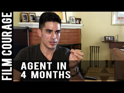 How I Found An Acting Agent In Los Angeles In 4 Months by Michael Galante