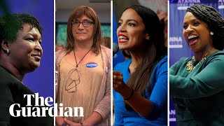 Four women who could break new ground in the US midterms
