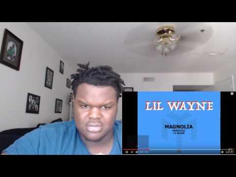 Lil Wayne - Magnolia Freestyle (Reaction)