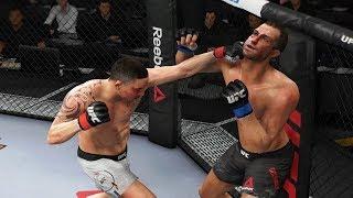 VEGETTA VS FARGAN - UFC 3 ¿QUIEN GANARA?