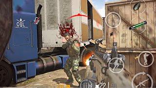 Modern Strike Online - Gameplay Walkthrough Part 1 - PvP Combat Game - (iOS, Android)