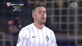 Футбол  РФПЛ  14 й тур  Зенит   Крылья Советов 2 1 37' Милан Родич (Автогол)