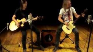 Krzysztof Wałecki & Darek Pietrzak -  Like A Rolling Stone (Bob Dylan cover)