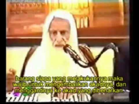 Hukum Membeli Emas Secara Hutang (Kredit) » Syaikh Ibn 'Utsaimin