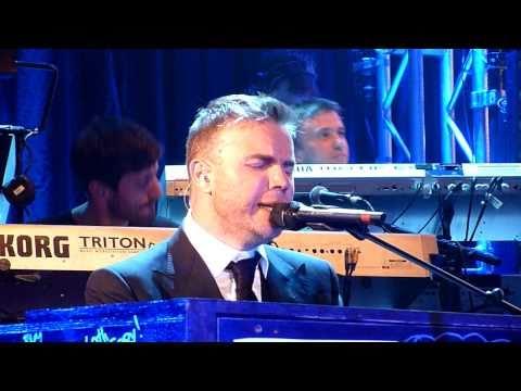 GB40 - Gary Barlow - Open Road