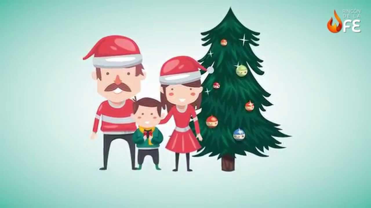 La verdadera historia del rbol de navidad cuentos for Arbol navidad infantil