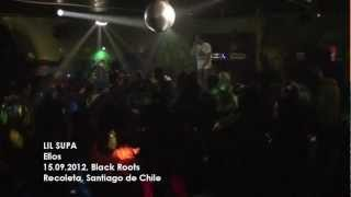 LIL SUPA en Chile - Ellos | Septiembre 2012 - Laceldadebob.cl