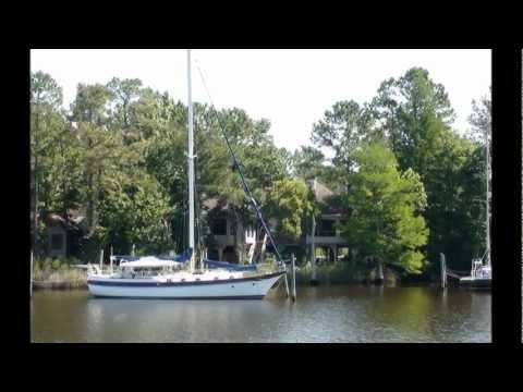New Bern NC Waterfront Tour