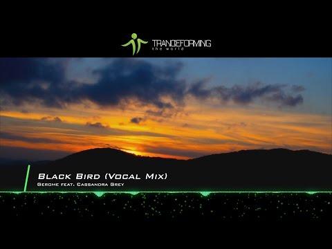 Gerome feat. Cassandra Grey - Black Bird (Original Mix) [Music Video] [Elliptical Sun Energies]