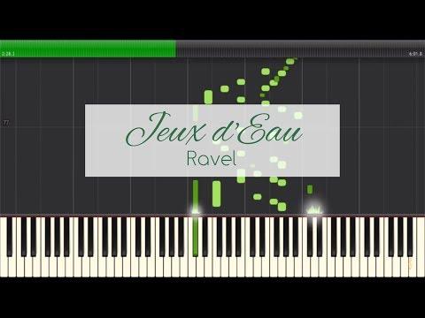 Ravel: Jeux d'Eau (Synthesia) (M.30)