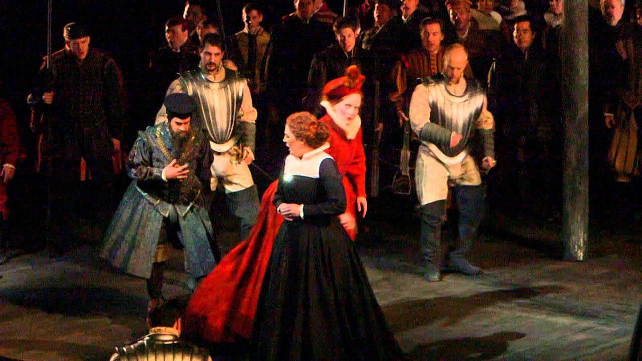 Maria Stuarda: Act I Finale