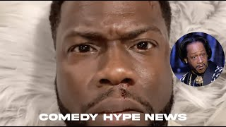 Kevin Hart Goes Off On Critics Over New Special, Katt Williams Chimes In | CH News Show