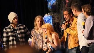 VegasCon 2015 - J2, Sam crash Jeff's Panel (pt 2)