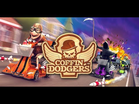 Coffin Dodgers Story Playthrough Part 1 |